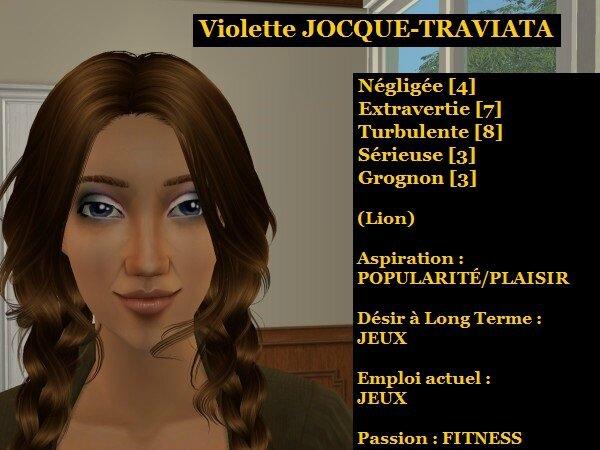 Violette JOCQUE-TRAVIATA