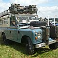 LAND ROVER 109 série III Station Wagon Madine (1)