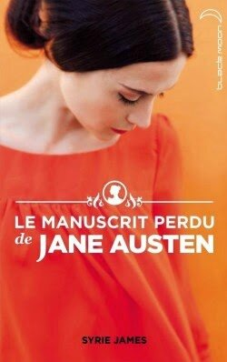 Le manuscrit perdu de Jane Austen, Syrie James