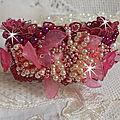 Bracelet magnolia