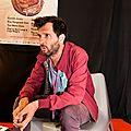 Interview hugh coltman, surgères brass festival, 23 juillet 2017