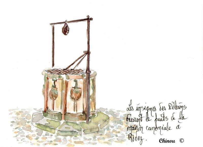 Rodez puits