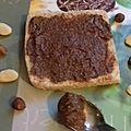 Pâte à tartiner maison, recette autour d'un ingrédient #34