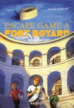 Escape game à Fort Boyard couv