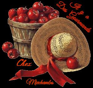Il y a des gourmands Pommeschapeau