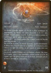 Wazabi - Chant du Rat (miracle)