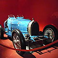 Bugatti type 35b biplace course 1929