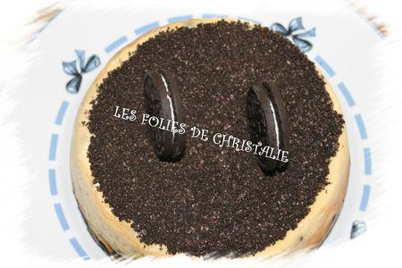 Cheesecake oréo 10