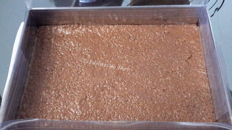 Entrment chocolat thé bergamote ganache dulcey 34 ans Titi 18 11 18 (3)
