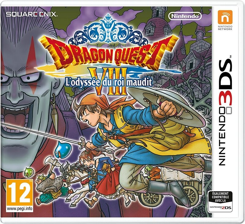 DraQue VIII 3DS
