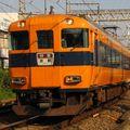 近鉄12400系 Kyôto line, Yamato-Saidaiji.