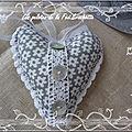Coeurs pour la st valentin