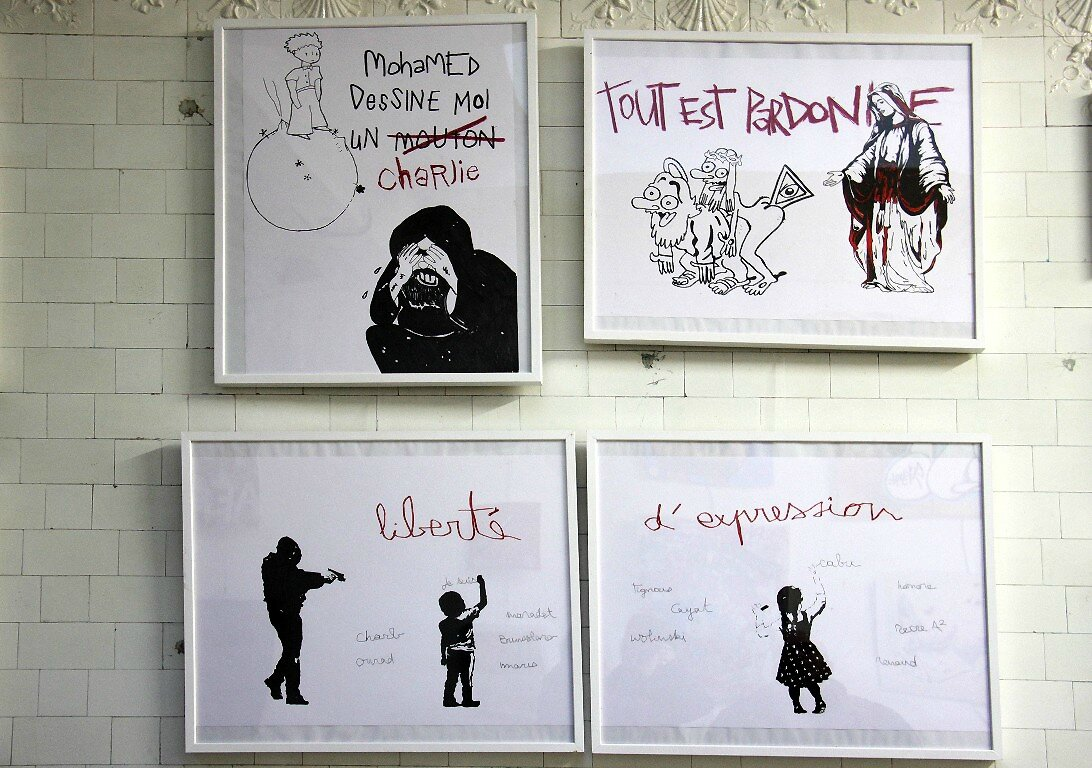 Exposition (Hommage Charlie Hebdo)_1295