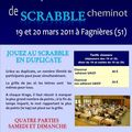Championnat national de scrabble cheminot