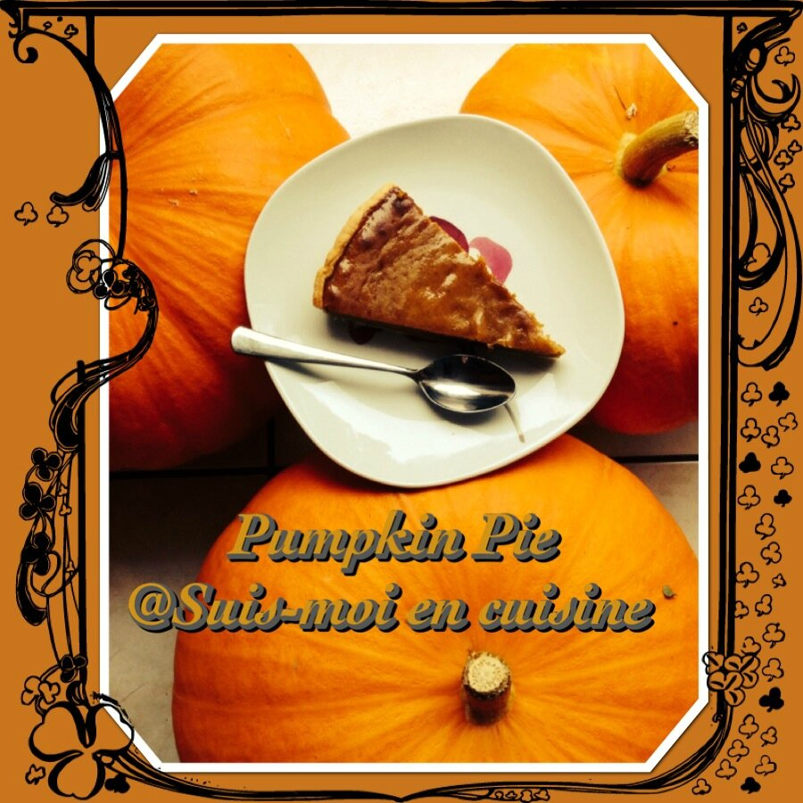 Pumpkin Pie (ETATS-UNIS)