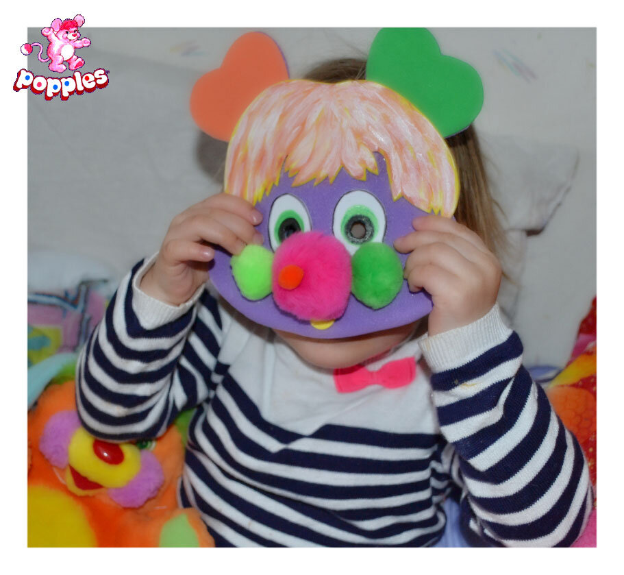 Masques popples .....