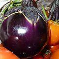 Terrine d'aubergines façon moussaka