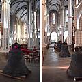 Les cloches de la basilique du père de montfort se sont envolées