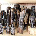 boutique souvenirs à Addis Abeba