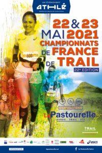 CHPTS DE FRANCE DE TRAIL LA PASTOURELLE 22/23 MAI 2021