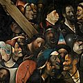 The hieronymus bosch debate: authorship of christ carrying the cross questioned