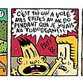 Strip 31 / bill et bobby / le souvenir