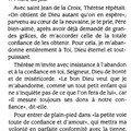 Neuvaine sainte-thérese de lisieux iv