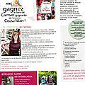 Passion Couture Créative n° 7 -janvier février mars 2015 - page 7
