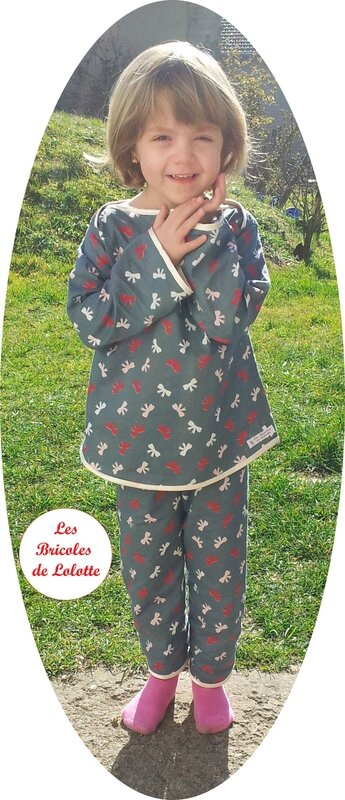 Les bricoles de lolotte - Pyjama party #1l copie