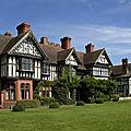 Wightwick manor - wolverhampton - royaume-uni