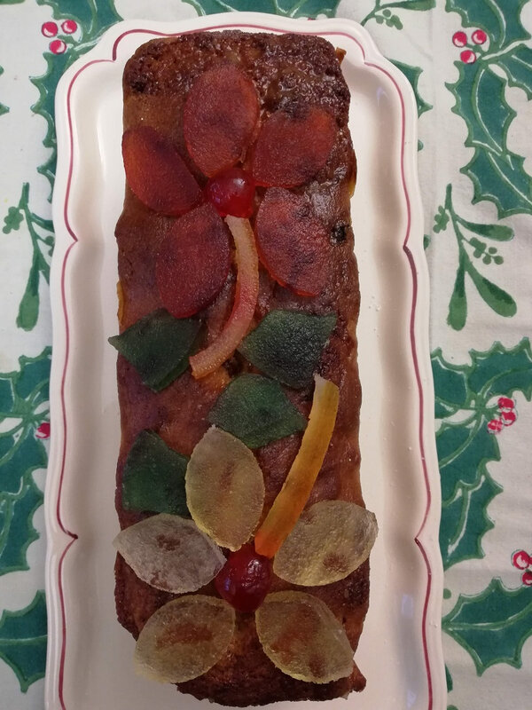 Noel 2019 cake