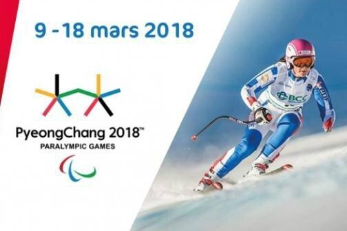 Jeux paralympiques d'hiver de 2018,