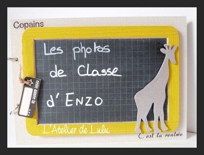 album photos de classe girafes