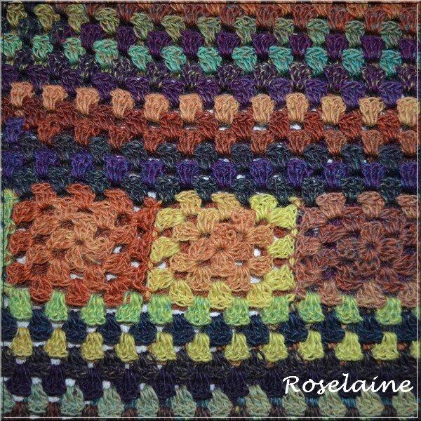 RoselaineTour du cou Möbius DropsDesign 3