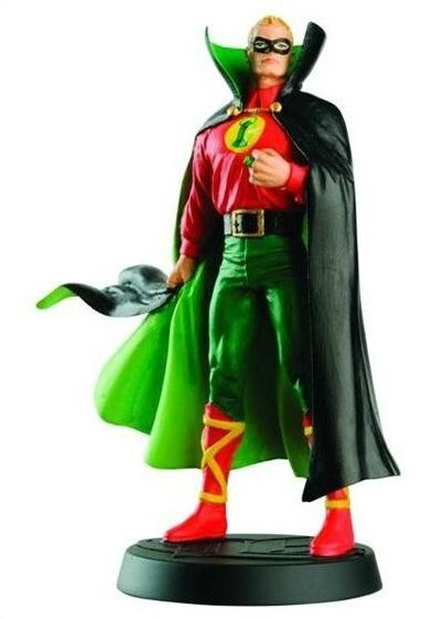 eaglemoss DC green lantern alan scott