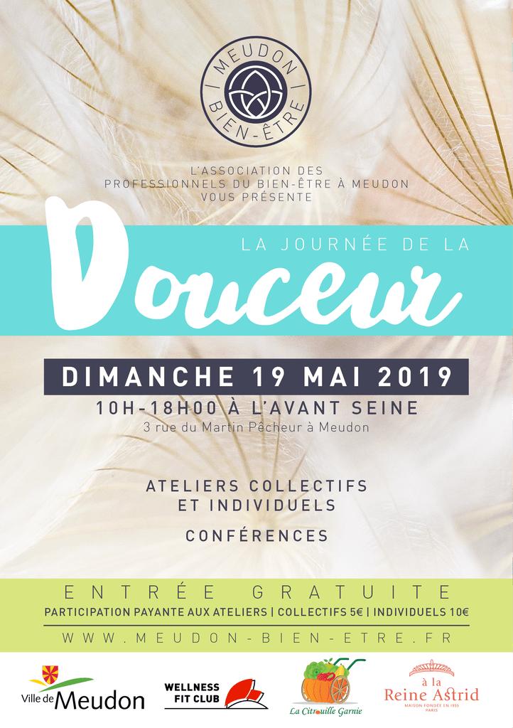 Journée Douceur le Dimanche 19 Mai 2019 à l'Avant Seine de Meudon sur Seine