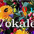 Uropi: vokale - voyelles - vowels