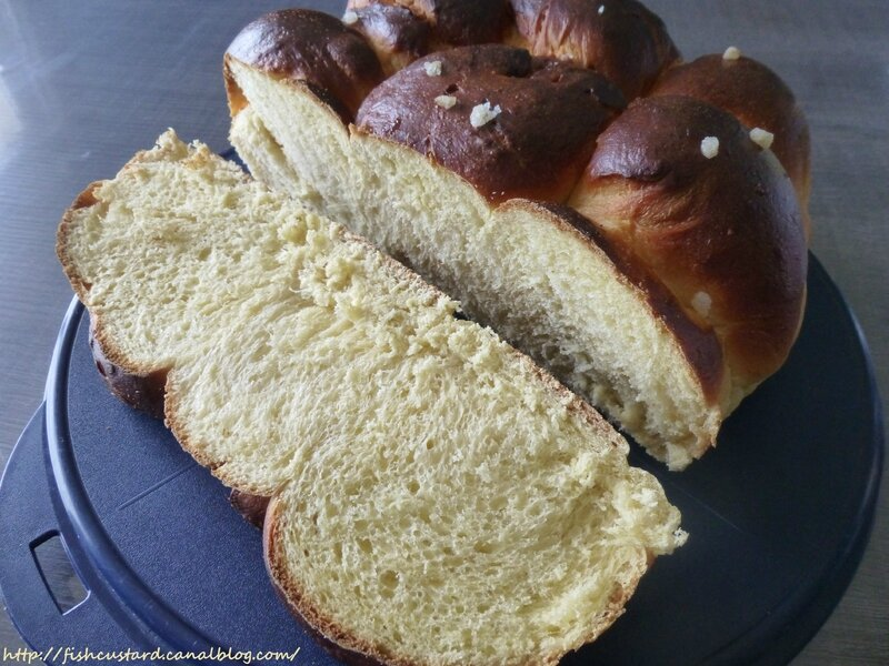 Brioche au fromage blanc (84)