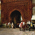 The orientalist sale pulls in to london