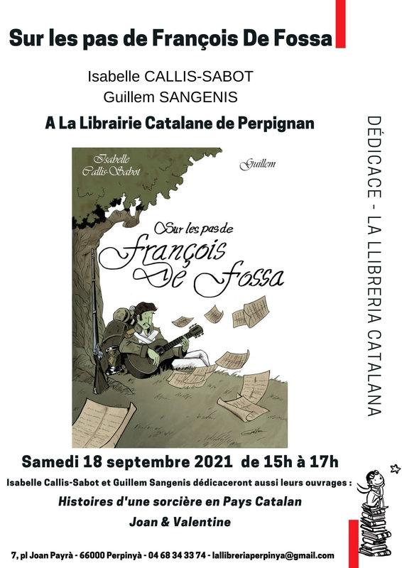 François de Fossa - Llibreria Catalana