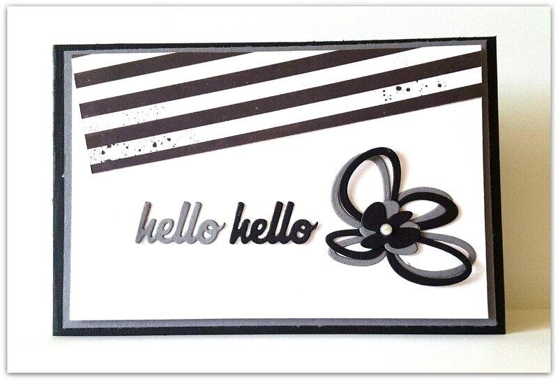 carte hello hello