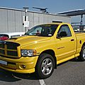 Dodge ram 1500 4x4 slt rumble bee