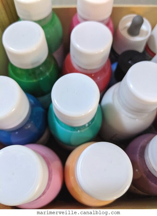 peinture créatoutiss - blog marimerveille
