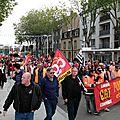 Manifestation jeudi 26 mai à lorient contre la loi travail