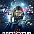 Prédateur - 2016 (le lion mangeur d'hommes est en liberté dans les rues d'amsterdam)