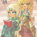 Abel et Elina