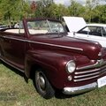 Ford super deluxe convertible-1948