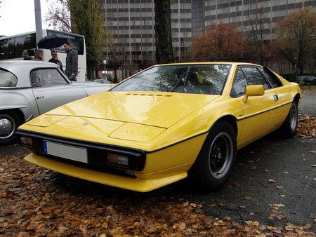 LOTUS Esprit S2 1978 à 1981 Retrorencard 2