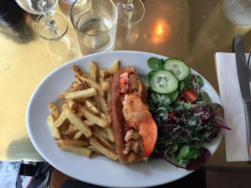 Le Lobster Bar, un certain goût de l'Amérique à Paris