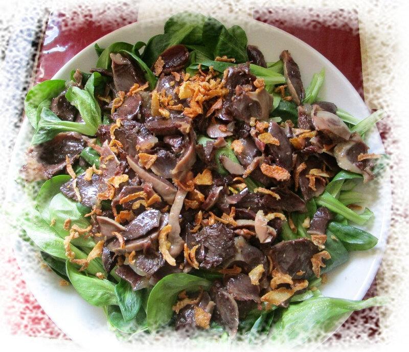 Ma salade